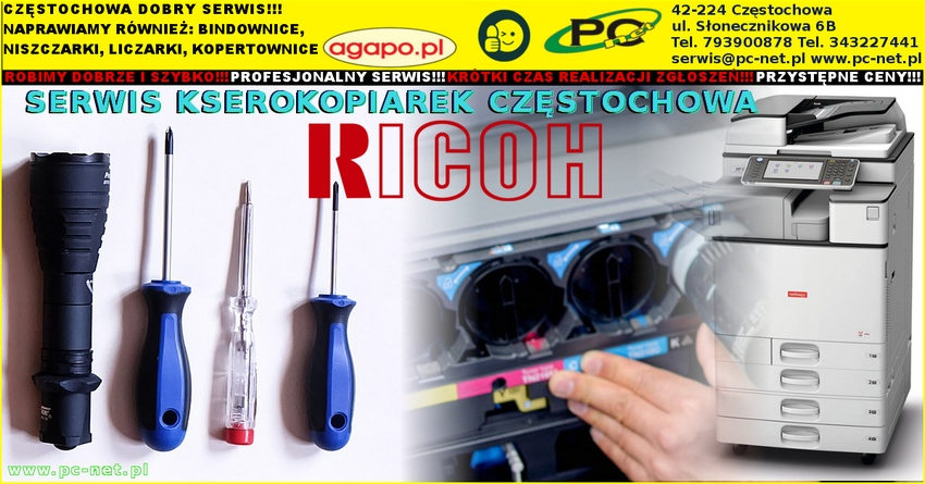 serwis_kserokopiarek_czestochowa_ricoh