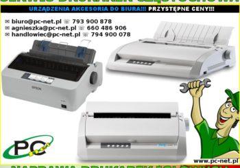 Serwis drukarek igłowych Częstochowa Naprawa urządzeń drukujących igłowych