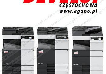 Nowe modele kserokopiarek Develop ineo 308e/368e/458e Urządzenia oferujące wydruk monochromatyczny!