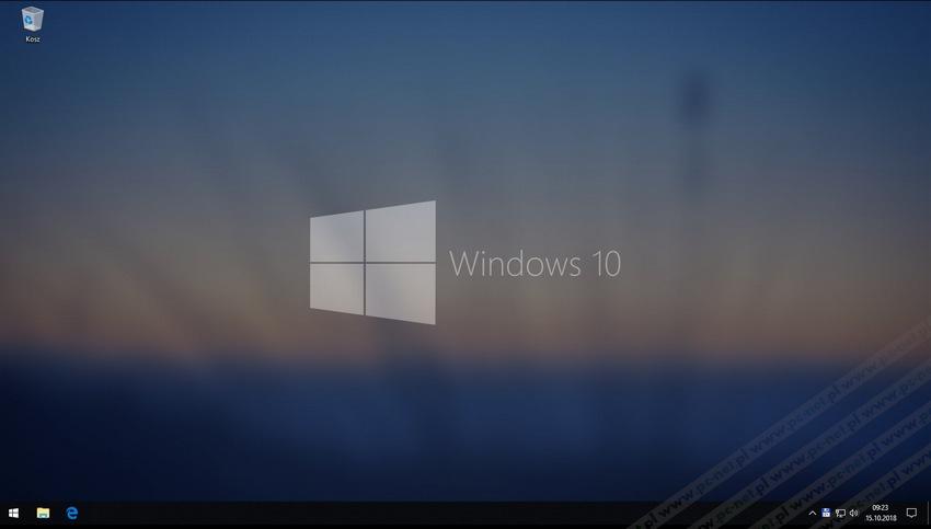 procesor w Windows 10