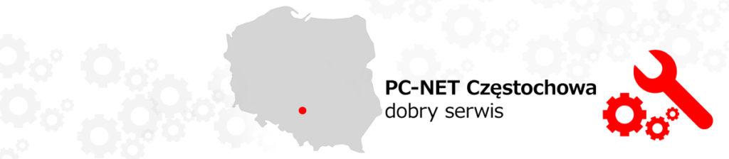 PC-NET Częstochowa dobry serwis