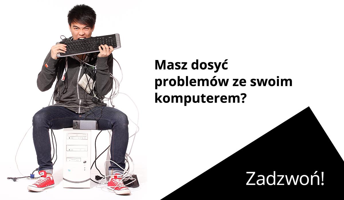Naprawa komputerów - serwis komputerowy PC-NET Częstochowa, ul. Słonecznikowa 6b, tel. 794 900 078